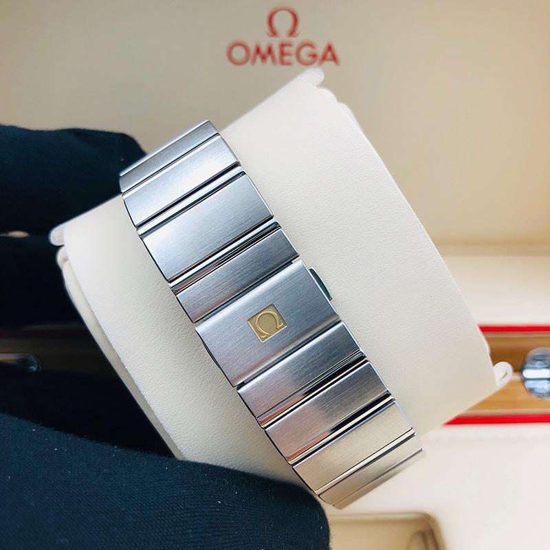 OMEGA 星座系列 35毫米 [不銹鋼 銀面] [123.10.35.60.02.001]