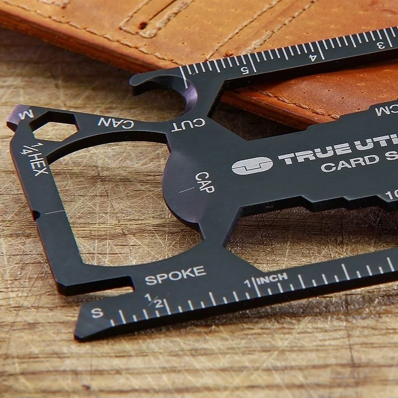英國 True utility Cardsmart 卡片型30合1工具組 現貨