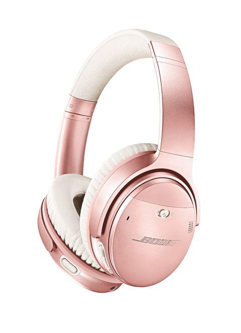 Bose QuietComfort 35 第2代藍牙降噪頭戴式耳機 [限量版粉紅玫瑰金]