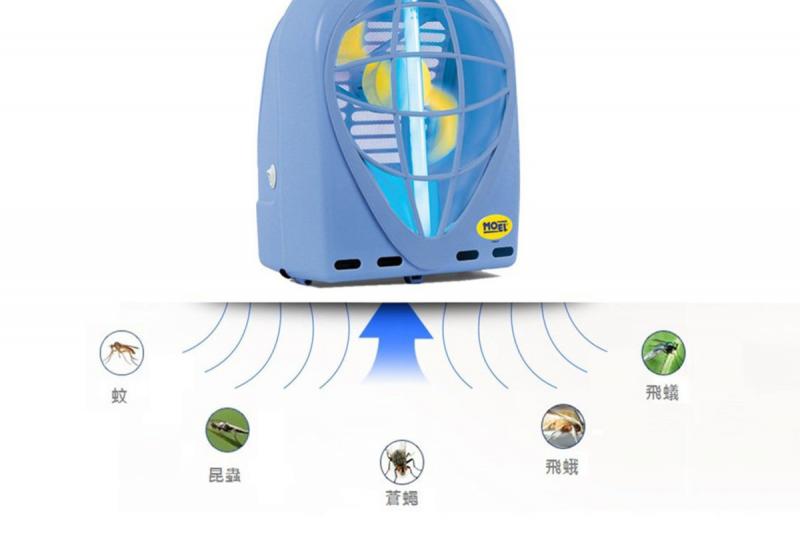 MOEL Kyoto 396A 吸入式捕蚊系統