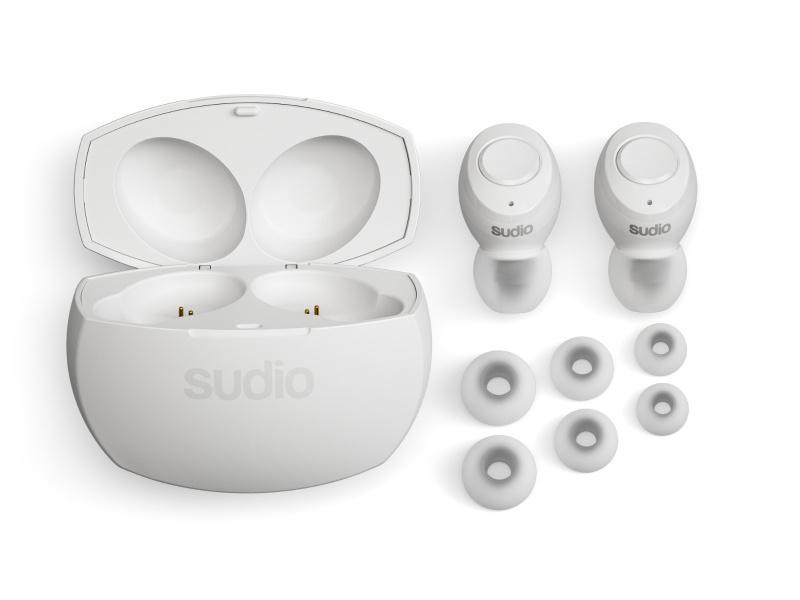 Sudio Tolv R 真無線藍牙耳機【2色】