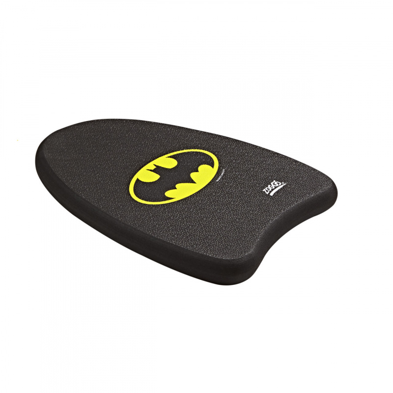 Zoggs 蝙蝠俠浮板-黑/黃