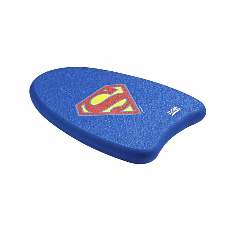Zoggs 超人浮板-藍/紅