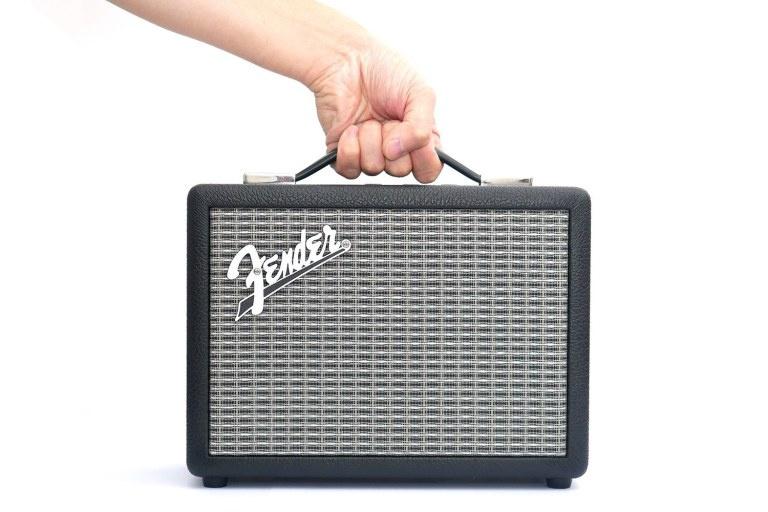 Fender The INDIO藍牙喇叭 [2色]