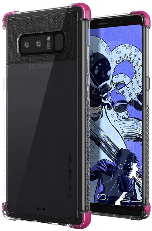【多色選擇】Ghostek Galaxy Note 8 Clear Protective Case | Covert 2 Series