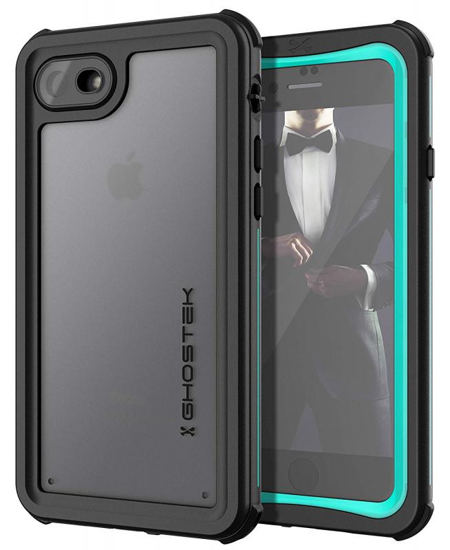 【多色選擇】Ghostek iPhone 8 & iPhone 7 Rugged Waterproof Case | Nautical Series