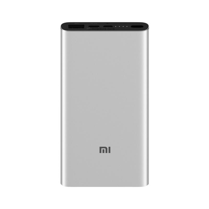 小米移動電源3 10000mAh USB-C 雙向快充