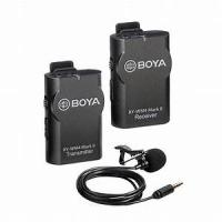 (香港行貨) 一年保養 BOYA BY-WM4 MK II 2代無線麥克風