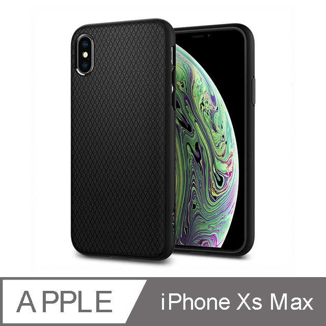 Spigen iPhone XS Max Liquid Air 保護殼