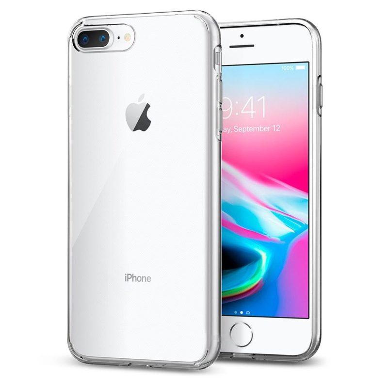 【3色選擇】Spigen iPhone 8 Plus Case Crystal Shell
