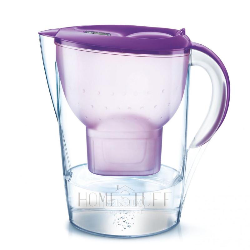 【3色選擇】Brita - 炫彩系列 Marella COOL 2.4L濾水壺