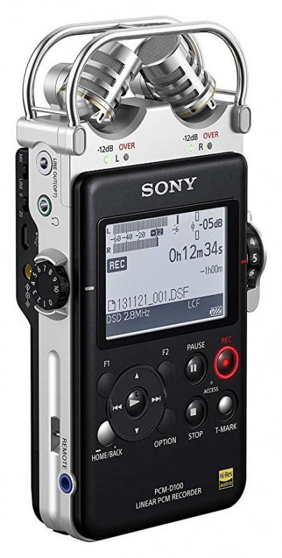 【香港行貨】SONY PCM-D100高品質專業錄音器