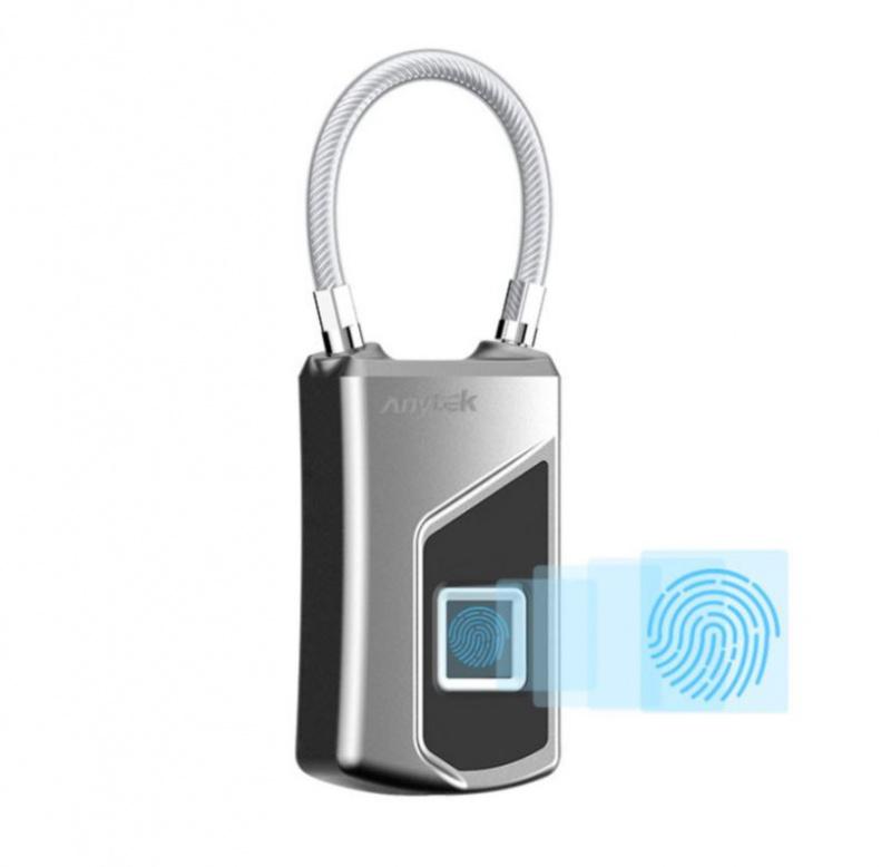 美國Anytek Anylock 指紋辨識鎖 [型號:(L1/B2), (P1/L3), P3, P3+, P5]