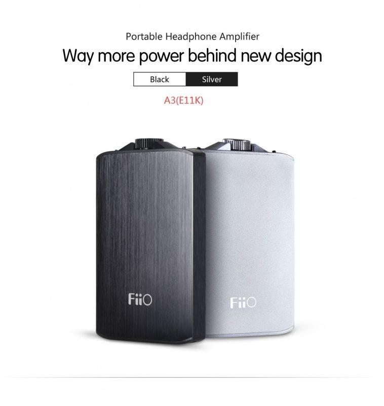 【香港行貨】FiiO E11K (A3) 隨身型耳機功率擴大器