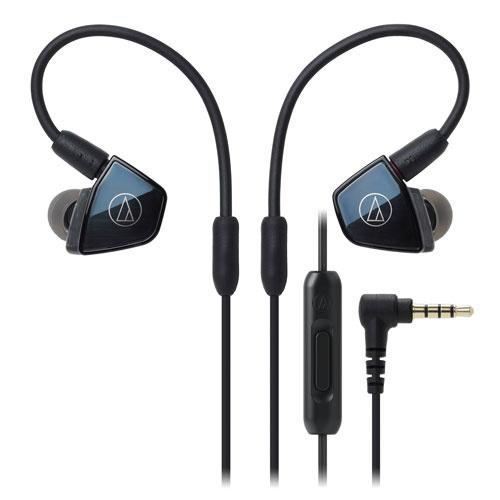 【香港行貨】Audio Technica ATH-LS400iS 四重平衡電樞入耳式耳塞