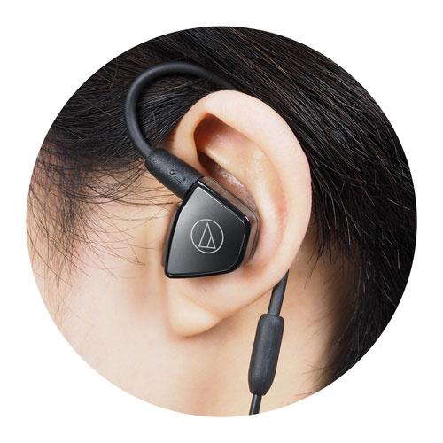 【香港行貨】Audio Technica ATH-LS300iS 三重平衡電樞入耳式耳塞