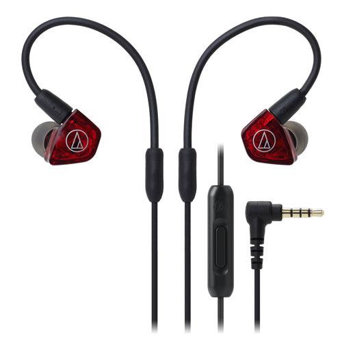 【香港行貨】Audio Technica ATH-LS200iS 兩重平衡電樞入耳式耳塞