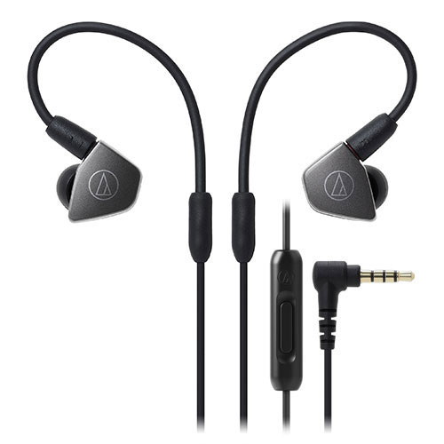 【香港行貨】Audio Technica ATH-LS70iS 入耳式耳塞