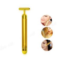 24K Beauty Bar - Beauty Bar 24K Golden Pulse 日本黃金電動按摩美人棒 平行進口