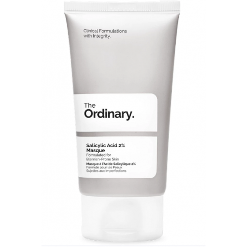 The Ordinary Salicylic Acid 2% Masque 水楊酸深層補水清潔面膜[50ml]