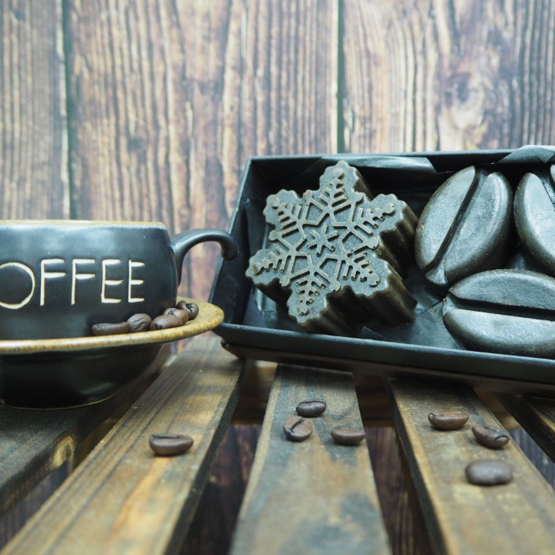 Coffee NEXT 咖啡渣手工皂2合1禮品裝