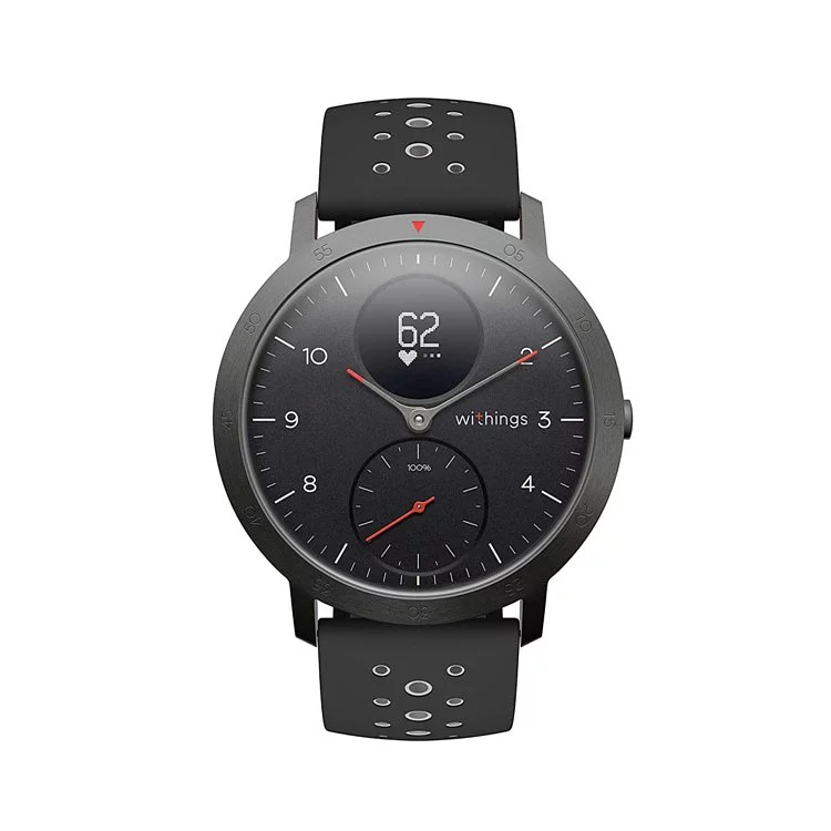 【2色】Withings Steel HR Sport 運動智能手錶