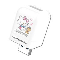 (人氣熱賣)PhotoFast Hello Kitty 自動備份Cube 香港獨家