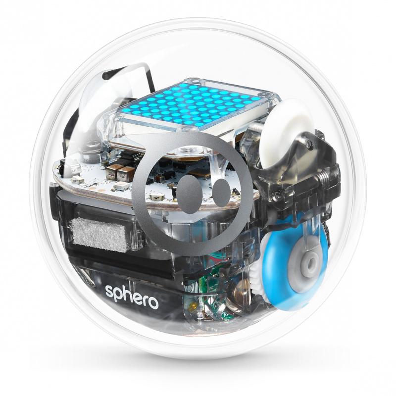 美國Sphero BOLT 教育機械旋轉球