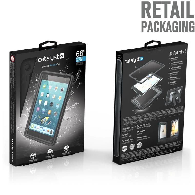 "Catalyst Waterproof Case [For iPad Mini 5 / iPad pro 11"" / iPad pro 12.9"" ]"