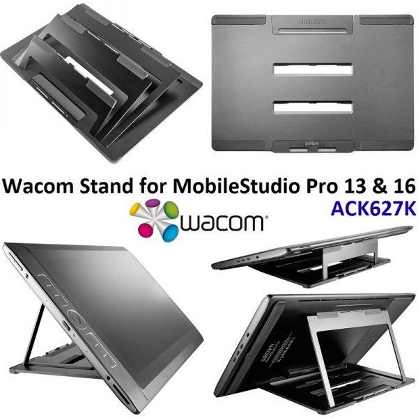 """Wacom ACK627K Stand, for Mobile Studio Pro 13"""" & 16"""" (Dthw1320 & Dthw1620)"""