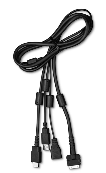 DTK-1660 3-in-1 cable