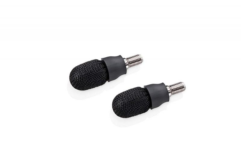 Stylus carbon fiber nibs φ6 mm (2個筆頭)