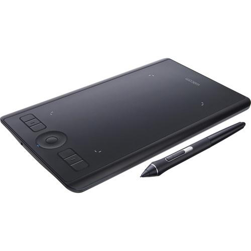 Wacom Intuos Pro S 專業數位繪圖板(PTH-460)