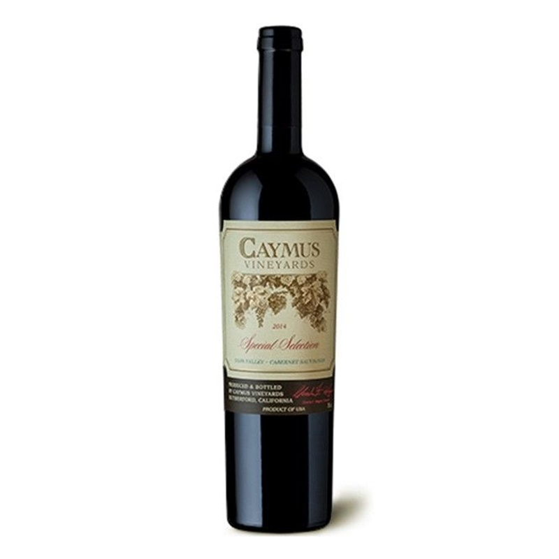 Caymus Vineyards Special Selection Cabernet Sauvignon Napa Valley 2014 750ML -1205862