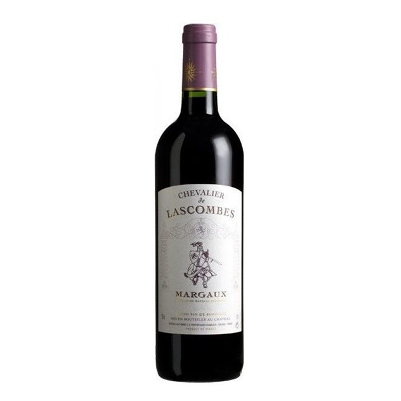 Chateau Lascombes Chevalier de Lascombes 2014 750ml 力士金酒莊副牌 -1215549