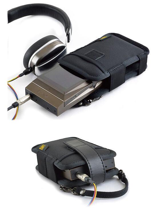 [日本製造] VanNuys VD251 FOR AK380 / AK320 +放大器 便攜包