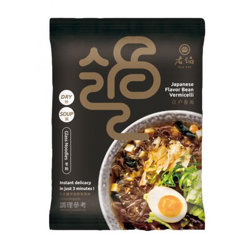 老鍋米粉 江戶春雨 (粉絲) 65g (4包)