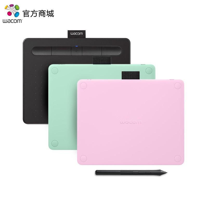 【3色】Wacom Intuos S Bluetooth (CTL-4100WL)