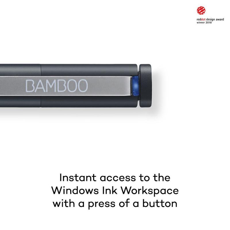 Wacom Bamboo Ink 智能觸控手寫筆