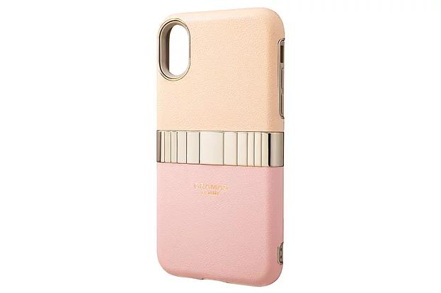 """【3色】Gramas """"Rel"""" Hybrid Shell Case for iPhone X/XS/XR"""
