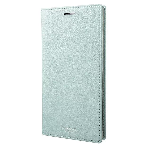 """【4色】GRAMAS FEMME """"Colo"""" PU Leather Book Case for iPhone X/XS/XR"""