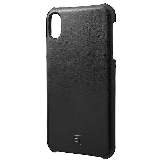 【3色】GRAMAS Italian Vachetta Genuine Leather Shell Case for iPhone XS max