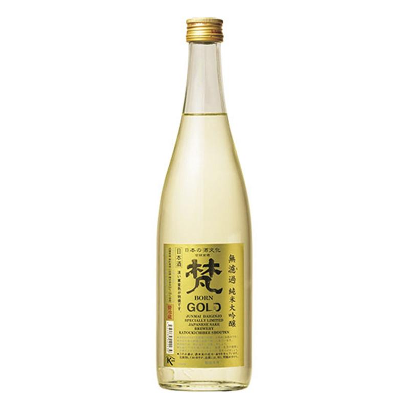 梵Gold 純米大吟釀 Born Gold Junimai Daiginjo