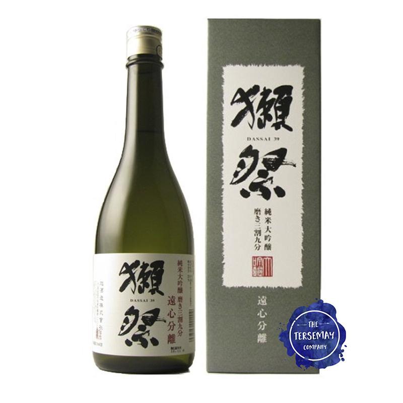 獺祭三割九分遠心分離 純米大吟釀 Dassai 39 Centrifuge Junmai Daiginjo