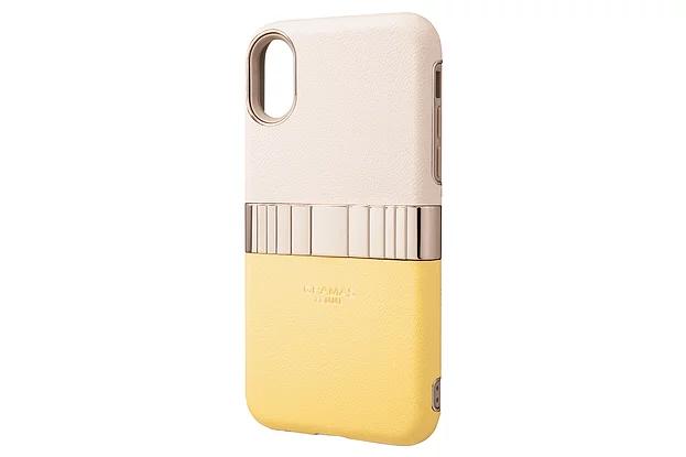 """【3色】Gramas """"Rel"""" Hybrid Shell Case for iPhone XS Max"""