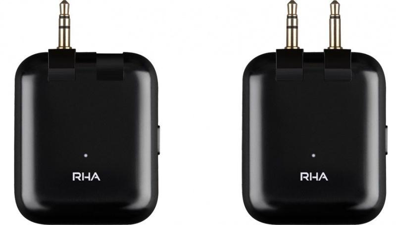 【香港行貨】RHA Wireless Flight Adapter 音頻無線發射器 [BT5.0] [3年保養] aptX