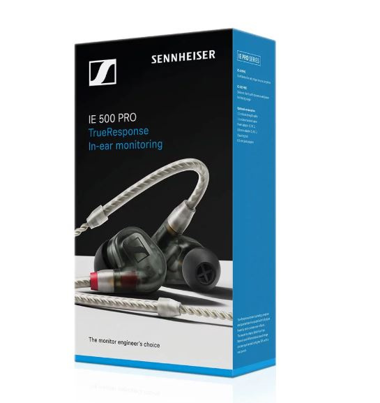 [香港行貨]Sennheiser IE500 PRO 入耳式監聽耳機 [2色]
