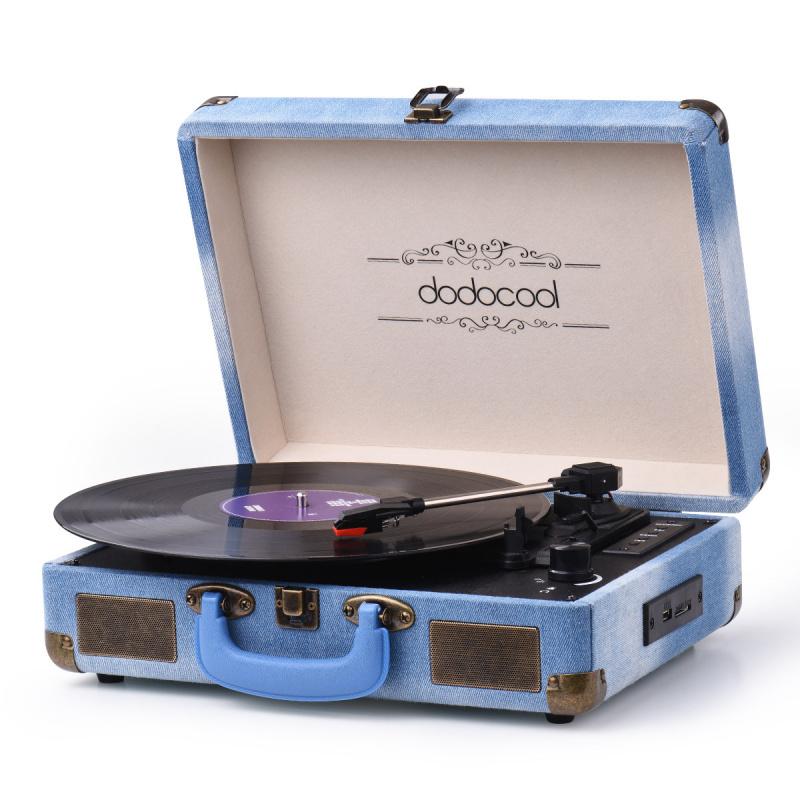 dodocool 3速無線立體聲錄音機
