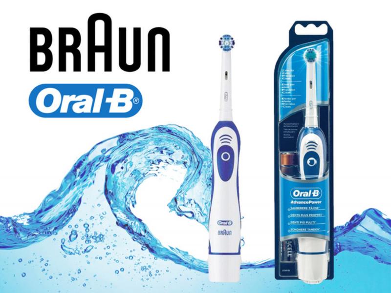 Oral-B 成人電動牙刷 [DB4010]