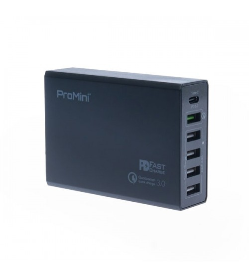 【香港行貨】ProMini Qs60 PD 快速充電器